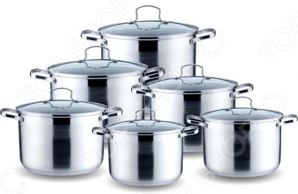 Набор посуды Kelli KL-4218