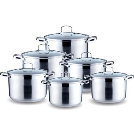 Купить Набор посуды Kelli KL-4218