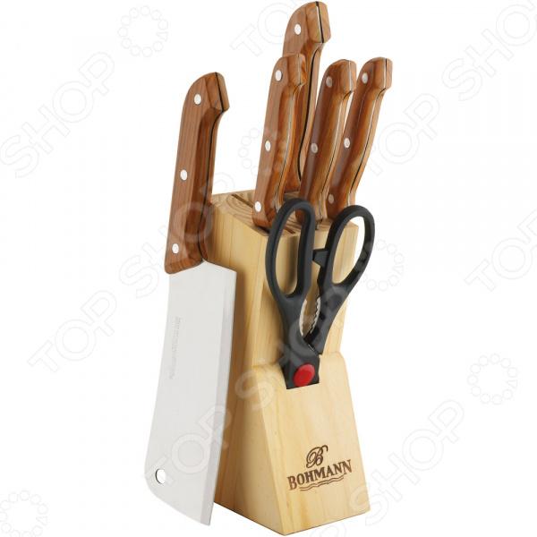 Набор ножей Bohmann BH-5127 WD