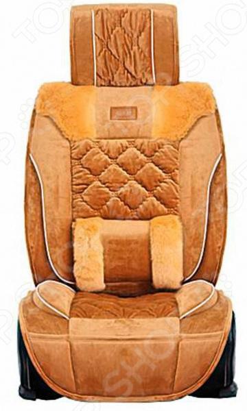 Набор чехлов для сидений SKYWAY Arctic Набор чехлов для сидений SKYWAY S01301142 /Бежевый