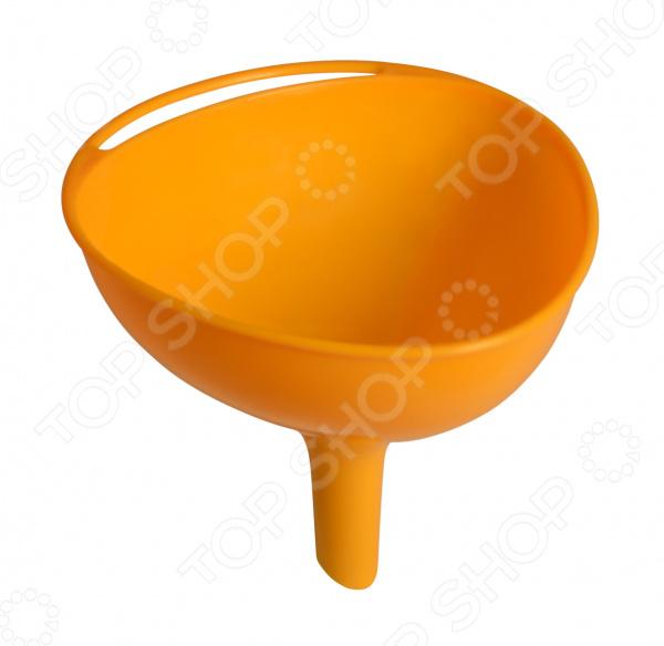 Воронка Martika Ultimo это приспособление, предназначено для комфортного переливания, пересыпания, как холодных, так и горячих жидкостей или круп. Благодаря тому, что воронка выполнена из пластмассы бытового назначения, она не влияет на вкус, запах пищевых продуктов. Воронка имеет уникальную конструкцию, которая идеально подходит для посуды различного вида.  Особенности модели  Не впитывает посторонние запахи.  Не влияет на вкус и аромат продуктов.  Не требует особого ухода.  Долговечна при аккуратном обращении.