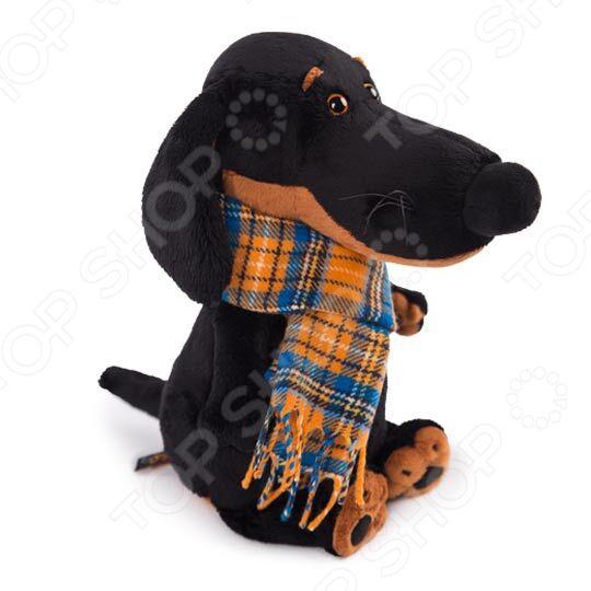 Мягкая игрушка BUDI BASA «Ваксон в шарфе»