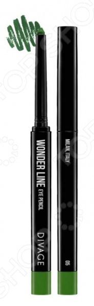 Карандаш автоматический для глаз DIVAGE Wonder Line Карандаш автоматический для глаз DIVAGE DV010465 /05