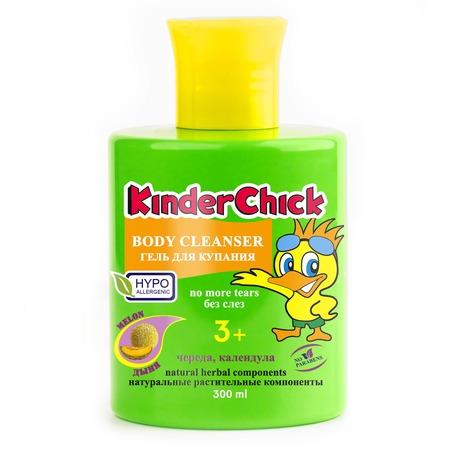 Гель для купания KinderChick «Дыня»