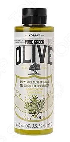 Гель для душа Korres «Греческая Олива. Цветы оливы»