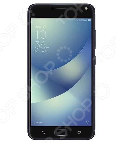 Смартфон Asus ZenFone 4 Max ZC554KL 3/32Gb удлинитель universal у10 554 5m 554 05