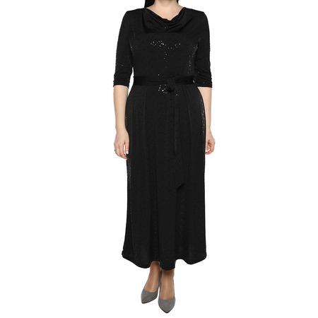Купить Платье VEAS «Искрящийся образ». Цвет: черный