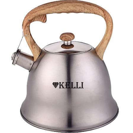 Купить Чайник со свистком Kelli KL-4524