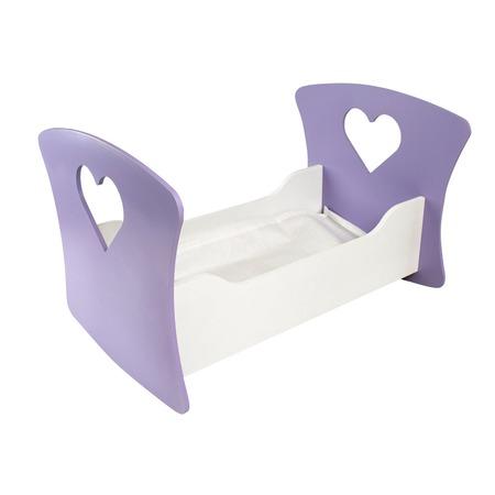 Купить Колыбель для куклы PAREMO «Сердце»