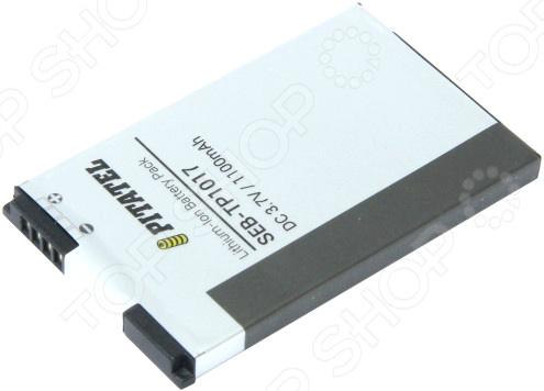 Аккумулятор для телефона Pitatel SEB-TP1017 аккумулятор для телефона pitatel seb tp321