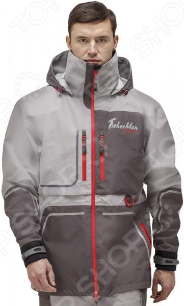 Куртка для рыбалки FISHERMAN Nova Tour «Коаст Prime»