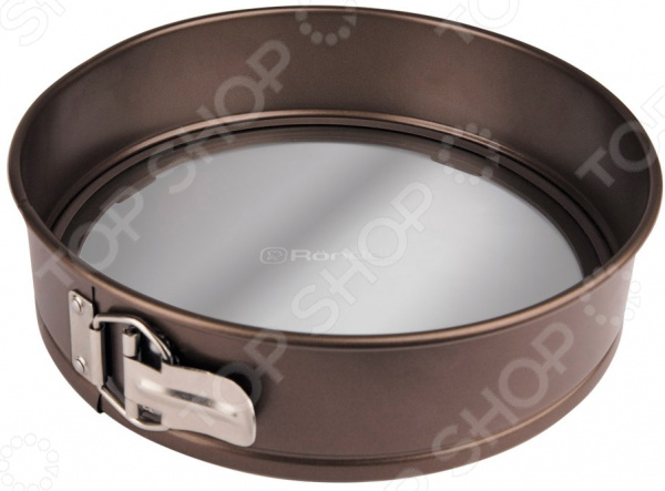 Форма для запекания Rondell круглая 26 см Mocco&Latte