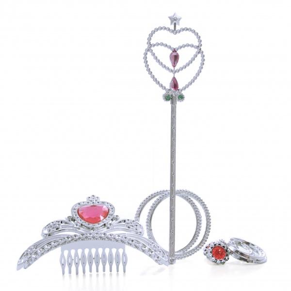 Zakazat.ru: Набор украшений для девочки Yako «Принцесса» 1724774. В ассортименте