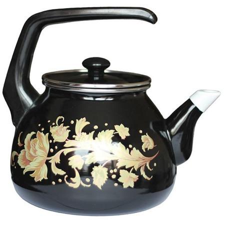 Купить Чайник эмалированный Interos «Винтаж»