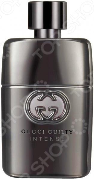 Туалетная вода для мужчин Gucci Guilty Intense туалетная вода gucci guilty intense объем 50 мл вес 100 00