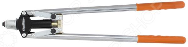 Заклепочник усиленный SPARTA 405385 заклепочник литой усиленный поворотный gross 40405