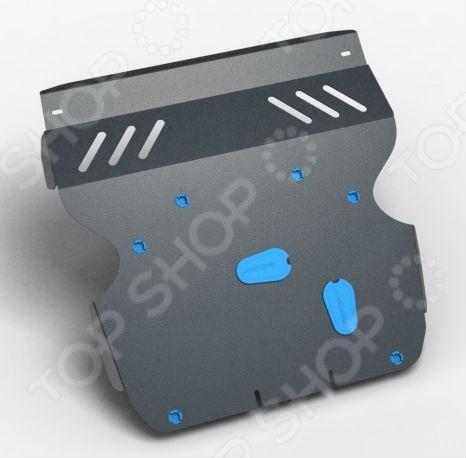 Комплект: защита раздатки и крепеж Novline-Autofamily SsangYong Stavic 2013: 2,0 дизель АКПП hustler комплект топ и трусики в сетку