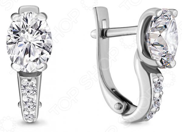Серьги «Алмазная роща» 46730А yoursfs новый дизайн серьги серьги серьги серьги для женщин девочек высокое качество page 3