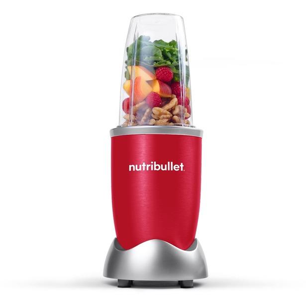 фото Экстрактор питательных веществ NutriBullet Red