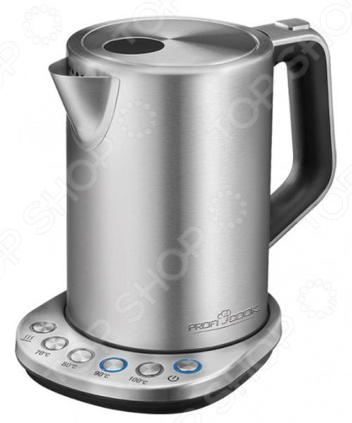 лучшая цена Чайник Profi Cook PC-WKS 1108