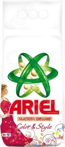 Порошок стиральный Ariel Color & Style