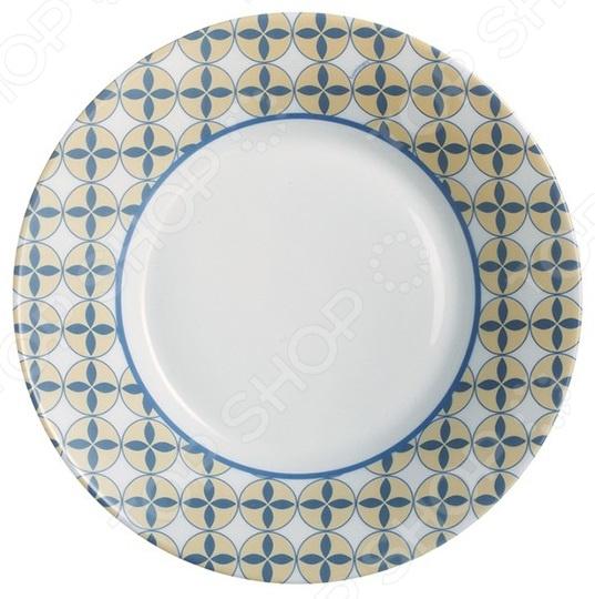 Тарелка суповая Luminarc Nordic Scandie luminarc тарелка обеденная luminarc nordic scandie 28 см