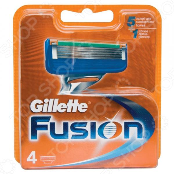 Сменные кассеты Gillette Fusion Сменные кассеты Gillette Fusion /4