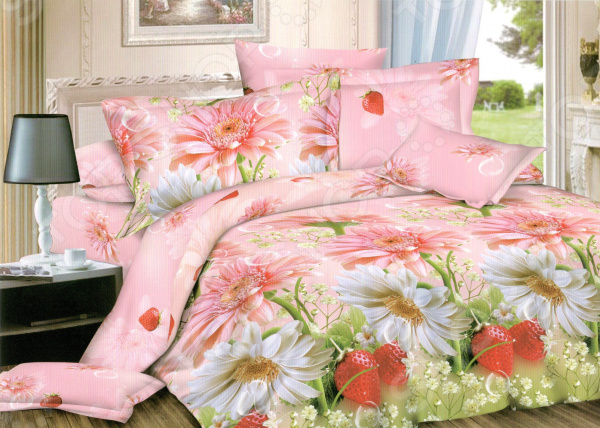 Комплект постельного белья «Чудесный сад»
