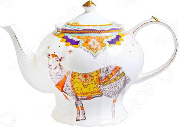 Чайник заварочный OlAff XXY-JTP-R4530 сахарница olaff xxy sb ba4543