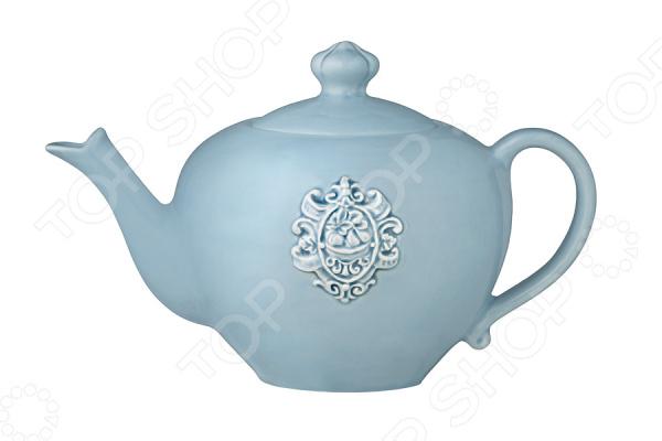 Чайник заварочный Nuova Cer «Аральдо» заварочный чайник голубой nuova cer аральдо nc8304 crz al