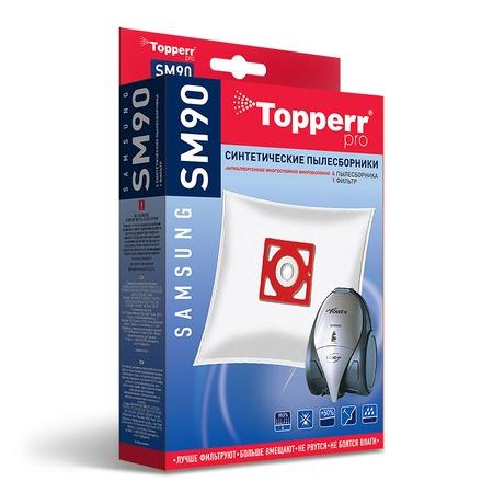 Купить Мешки для пыли Topperr SM 90