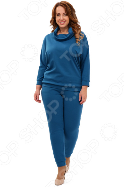 Костюм Матекс «Феликс». Цвет: аквамарин костюм матекс роскошная женщина цвет аквамарин