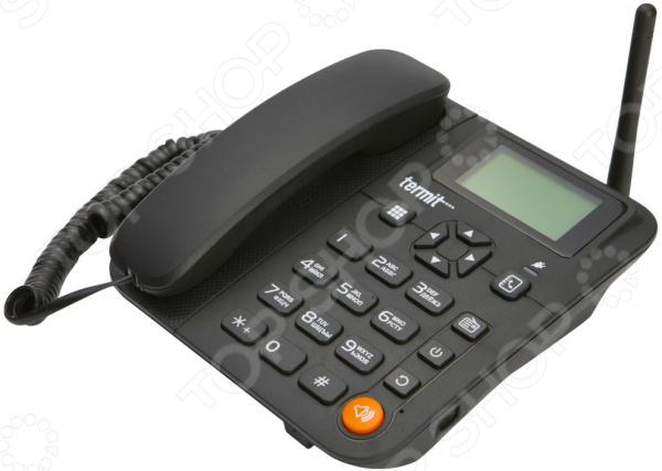 Стационарный GSM-телефон Termit FP2R310 vantage yingxin vantage 218 большой экран телефон стационарный офисный телефон домашний телефон шампанское