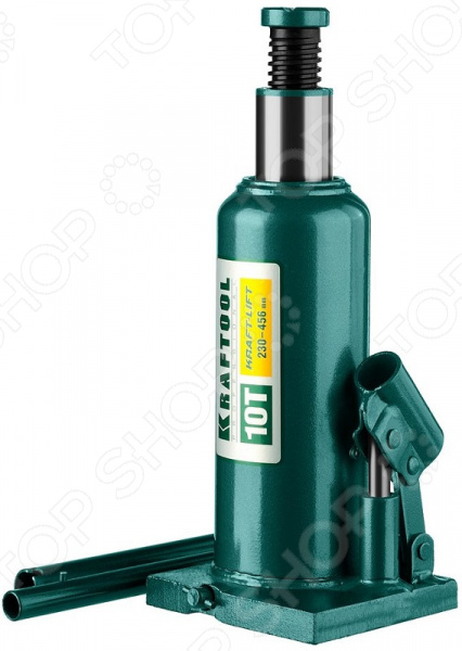 Домкрат гидравлический бутылочный Kraftool Kraft-Lift сварной цена