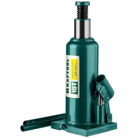 Купить Домкрат гидравлический бутылочный Kraftool Kraft-Lift сварной