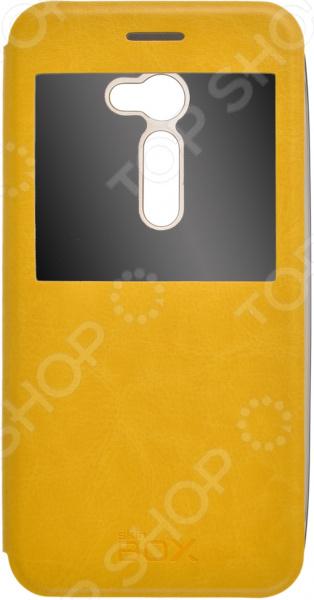 Чехол skinBOX Asus ZenFone 2 ZE500CL чехол флип pulsar shellcase для asus zenfone 2 ze500cl 5 0 inch черный