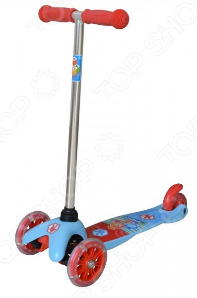 Самокат трехколесный 1 Toy «Фиксики» PVC