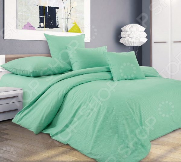 Комплект постельного белья Королевское Искушение «Свежесть». Семейный