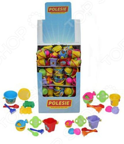 Набор для игры в песочнице Полесье №78. В ассортименте