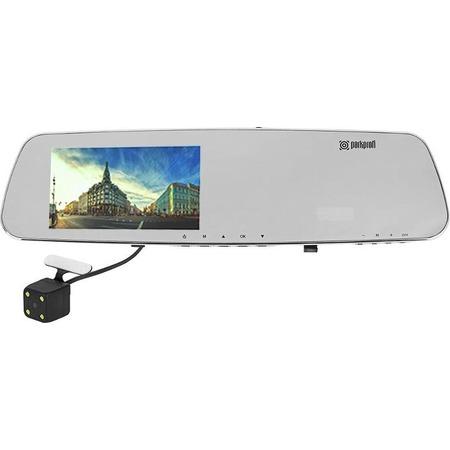 Купить Зеркало с видеорегистратором и радар-детектором ParkProfi EVO-A12z Combo