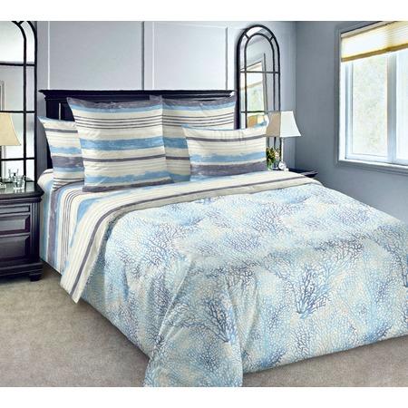 Купить Комплект постельного белья ТексДизайн «Морские глубины»