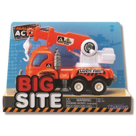 Купить Подъемный кран игрушечный Keenway Construction