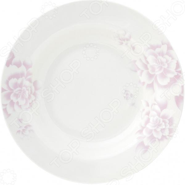 Тарелка суповая Esprado Peonies