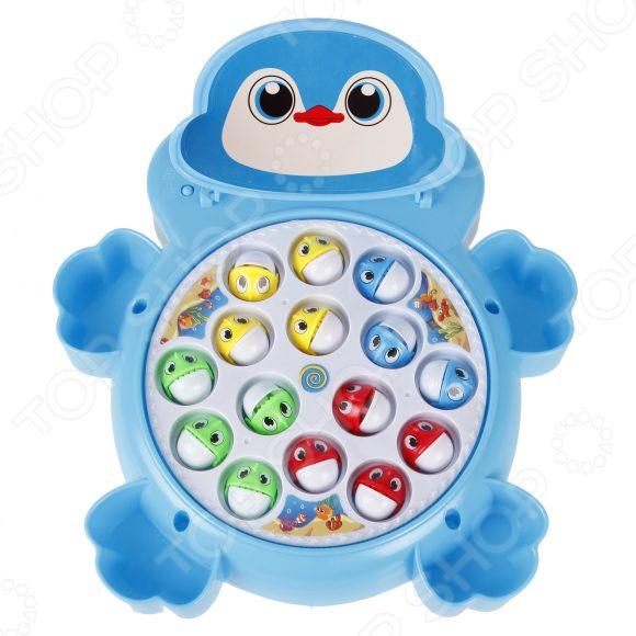 Игровой набор Наша Игрушка «Рыбалка. Пингвин»