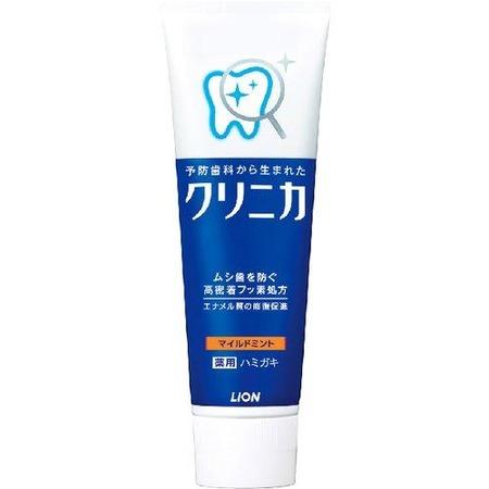 Купить Зубная паста Lion Clinica Mild Mint с легким ароматом мяты
