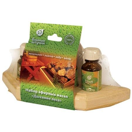Купить Набор эфирных масел Банные штучки «Дыхание леса»