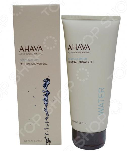 Гель для душа Ahava Deadsea Water гель для душа ahava deadsea water mineral shower gel объем 200 мл