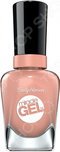 Гель-лак для ногтей Sally Hansen Miracle Gel frill seeker ditsy print frill trim dress