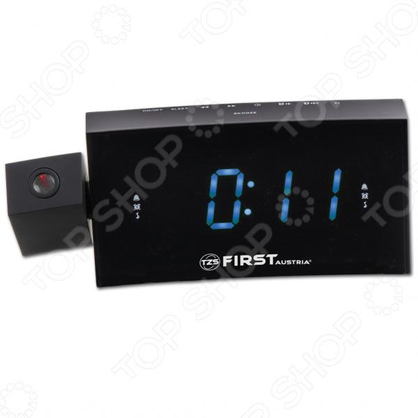 Радиочасы First 2421-8 first fa 2421 8 радиочасы