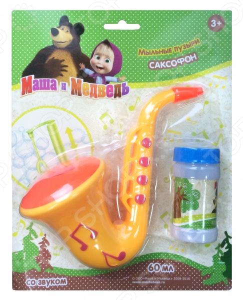 Игрушка для пускания мыльных пузырей 1 Toy «Маша и Медведь» Игрушка для пускания мыльных пузырей 1 Toy «Маша и Медведь» /